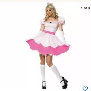 Sexy Leg Avenue Women Adult Pink Princess Costume